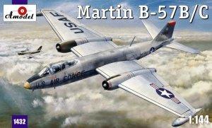 Amodel 01432 Martin B-57B/C Night (1:144)