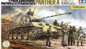 Tamiya 30612 Panther A (1:25)