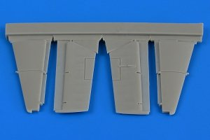 Aires 7343 F4F-4 Wildcat control surfaces 1/72 Airfix