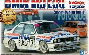 Beemax 24019 Bmw M3 E30 1992 Sport Evolution II 1/24
