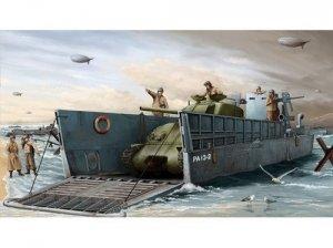 Trumpeter 00347 WWII US Navy LCM (3) Landing (1:35)
