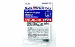 Tamiya 74083 Fine Drill Bit (0.5mm)