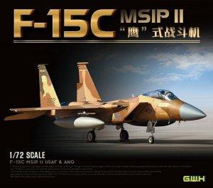 Great Wall Hobby L7205 F-15C MSIP II USAF & ANG 1/72