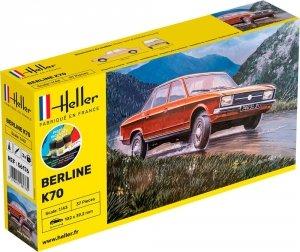 Heller 56176 Starter Kit - Berline K70 1/43