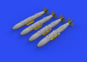 Eduard 672255 GBU-31(V)3/B JDAM 1/72