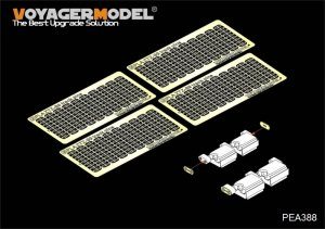 Voyager Model PEA388 CHINESE PLA ZTZ-99 Track pins (For Panda Hobby PH35018) 1/35