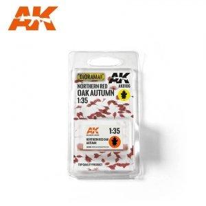 AK Interactive AK 8106 Northern Red Oak Autumn (TOP QUALITY) 1/35