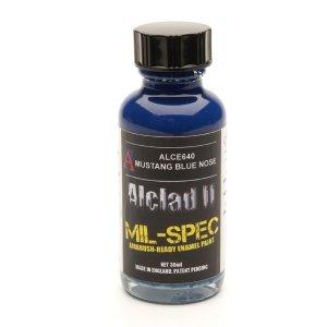 Alclad E640 Mustang Blue Nose 30ML