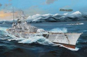 Trumpeter 03715 German Battleship Scharnhorst 1/200