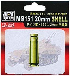 AFV Club 35090 MG 151 20 mm Shell Set