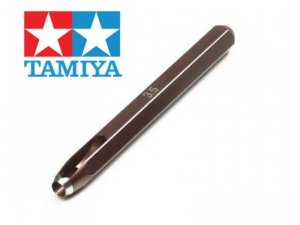 Tamiya 69903 Wybijak otworów (Modeler's Punch Bit) - 3,5mm