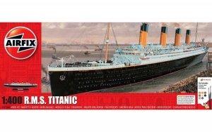 Airfix 50146A Gift Set - RMS Titanic 1/400