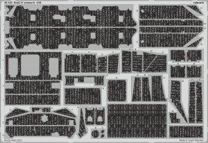 Eduard 36423 StuG IV zimmerit ACADEMY 1/35