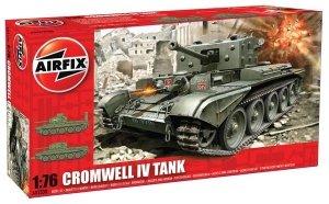 Airfix 02338 British Cromwell MK.IV Cruiser Tank 1/76