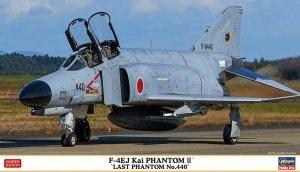 Hasegawa 02372 F-4EJ Kai Phantom II Last Phantom No.440 1/72