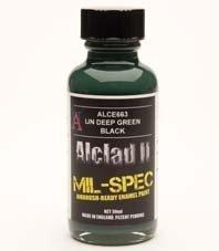Alclad II ALC-E663 IJN Deep Green Black 30 ML