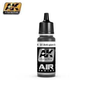 AK Interactive AK 2066 Q1 Anti-Glare Blue-Black
