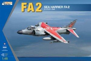 Kinetic K48041 FA2 SEA HARRIER FA 2 1/48