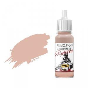 AMMO of Mig Jimenez F549 Basic Skin Tone 17ml