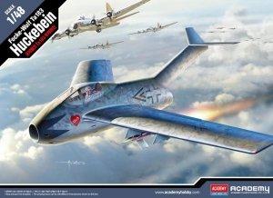 Academy 12327 Focke-Wulf Ta183 Huckebein 1/48
