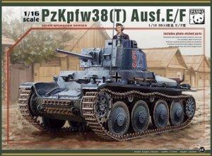 Panda Hobby 16001 Pzkpfw. 38(t) Ausf.E/F (1:16)
