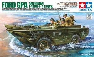 Tamiya 35336 Ford GPA Amphibian 1/4ton 4x4 Truck (1:35)