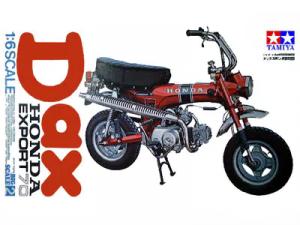 Tamiya 16002 Honda DAX EXPORT 70 1969 1/6