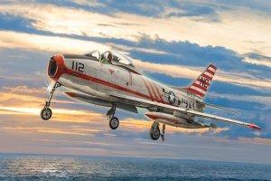 Italeri 2811 North American FJ-2/3 Fury 1/48