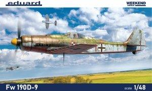 Eduard 84102 Fw 190D-9 Weekend edition 1/48