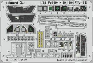 Eduard FE1194 F/A-18E MENG 1/48