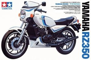 Tamiya 14004 Yamaha RZ350 (1:12)