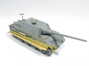 E.T. Model E72-022 WWII German Jagdtiger For DRAGON Kit 1/72