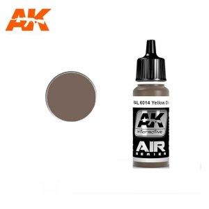 AK Interactive AK 2172 RAL 6014 YELLOW OLIVE (GELBOLIV) 17ml