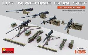 MiniArt 37047 U.S. MACHINE GUN SET 1/35