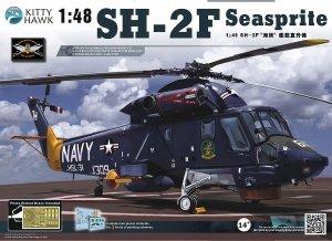 Kitty Hawk 80122 SH-2F Seasprite (1:48)
