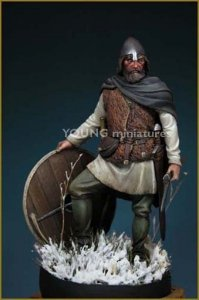 Young Miniatures YH9001-R Viking C.950 90mm