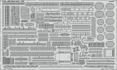 Eduard 53262 SMS Viribus Unitis TRUMPETER 1/350