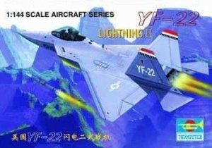 Trumpeter 01331 Lockheed YF-22 II Lightning 1/144