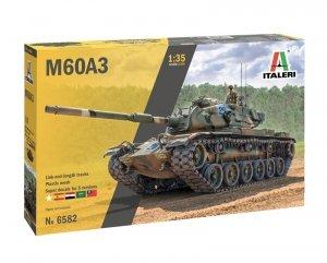 Italeri 6582 M60A3 1/35