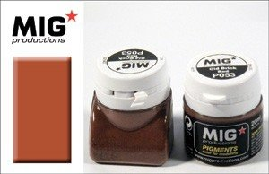 Mig Productions P053 Old Brick Red 20ml