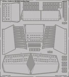 Eduard 48634 B-24 bomb bay REVELL/MONOGRAM (1:48)