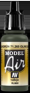 Vallejo 71265 Olive Green RLM80