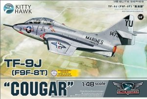 Kitty Hawk 80129 TF-9J Cougar (1:48)