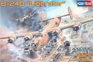 Hobby Boss 83212 B-24D Liberator 1/32