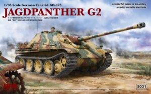 Rye Field Model 5031 Sd.Kfz.173 Jagdpanther G2 1/35