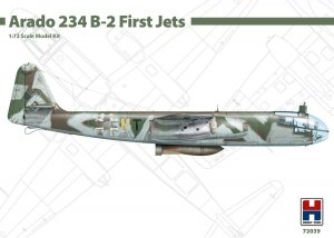 Hobby 2000 72039 Arado 234 B-2 First Jets 1/72