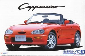 Aoshima 05914 Suzuki EA11R Cappuccino 91 1/24