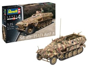 Revell 03295 Sd. Kfz. 251/1 Ausf. A 1/35