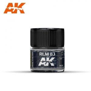 AK Interactive RC327 RLM 83 10ML