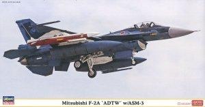 Hasegawa 07465 Mitsubishi F-2A 'ADTW' with ASM-3 1/48